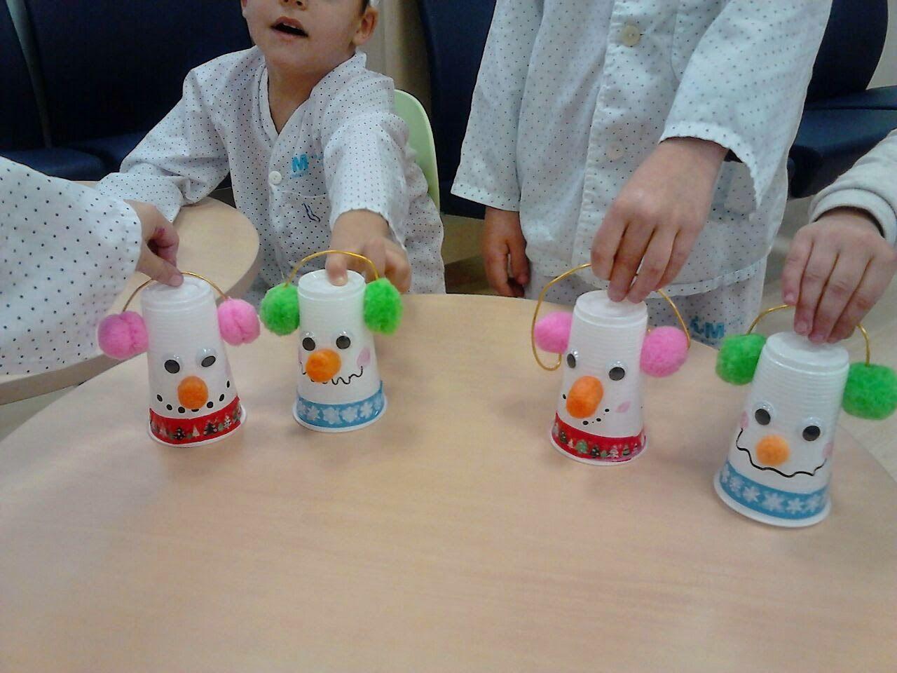 Los muñecos de nieve ya no pasan frío | Proyectos de manualidades ...