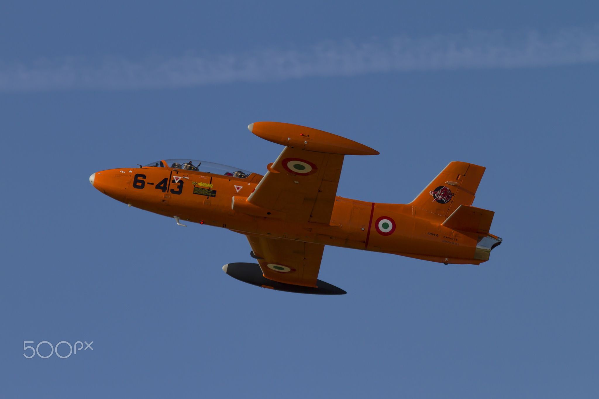 Historical Aircraft Airplane - Historical Aircraft in flying conditions during an airshow.