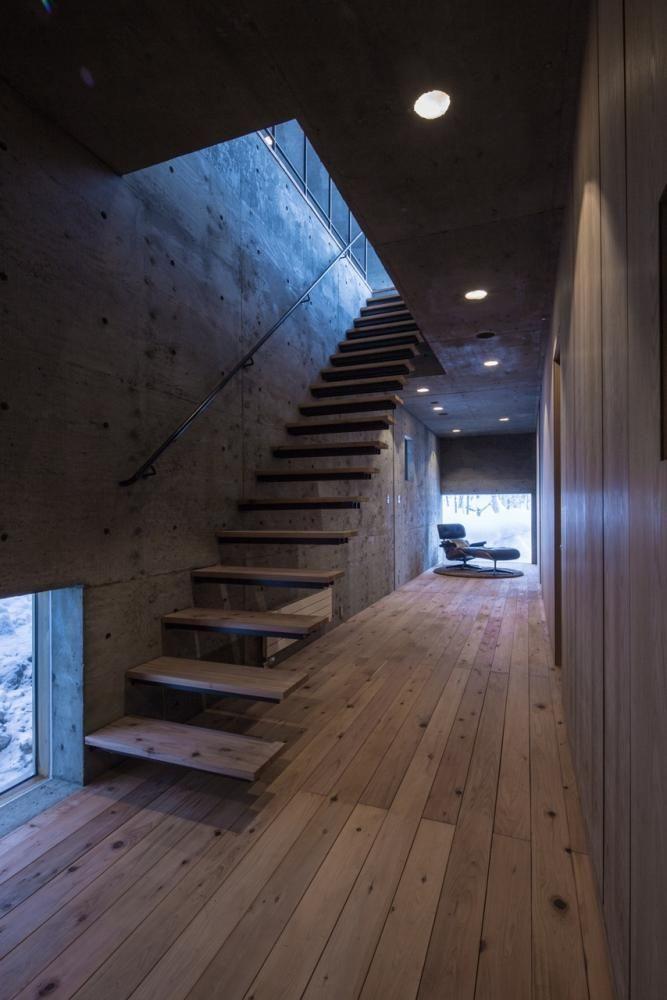 L House in Hirafu in Niseko, Japan by Florian Busch Architects