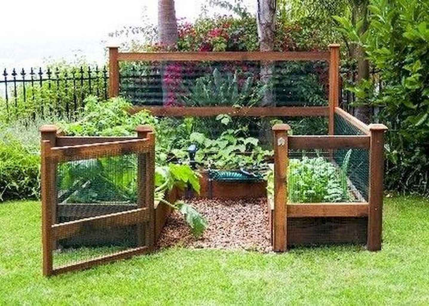 Beautiful Vegetable Gardening Ideas For Small Spaces ...