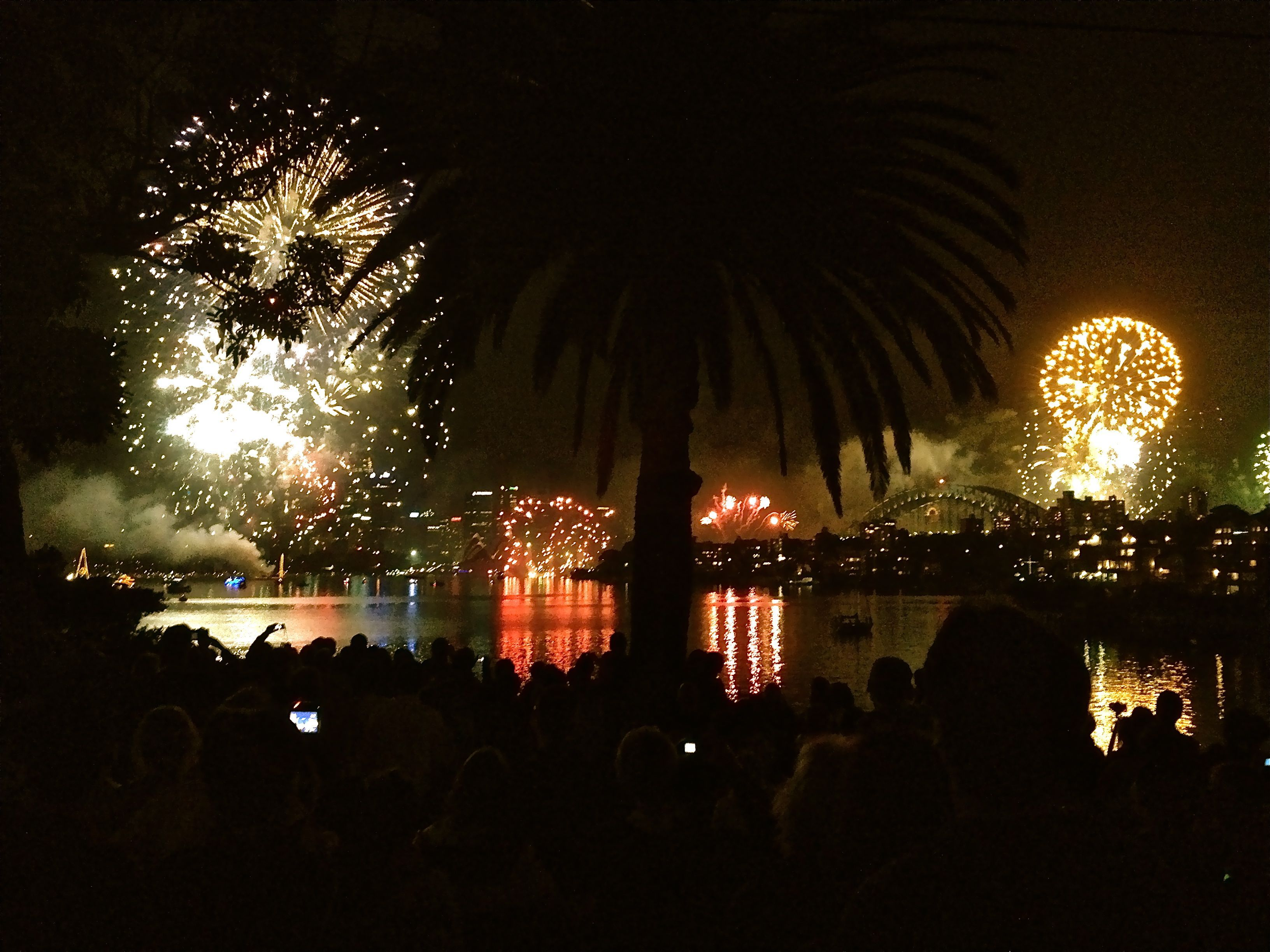Happy New Year Sydney