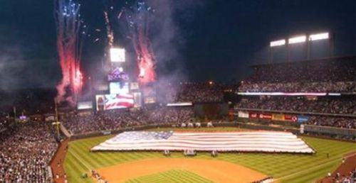 Baseball America S Pastime Has Celebrated Independence Day Since The Sport Was First Played