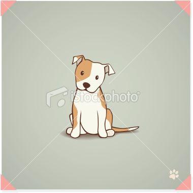 Staffordshire Bull Terrier Puppy Sitting Puppy Tattoo Staffordshire Bull Terrier Puppies Bull Terrier Tattoo