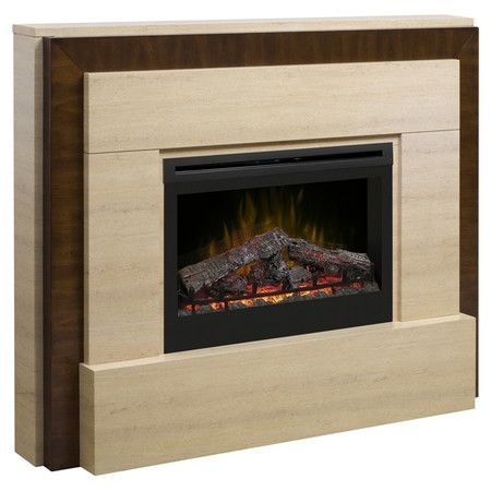 Found It At Wayfair Gibraltar Electric Log Fireplace In Natural