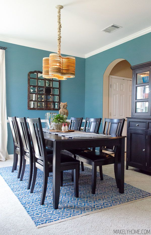How to Refresh Your Dining Room Decor
