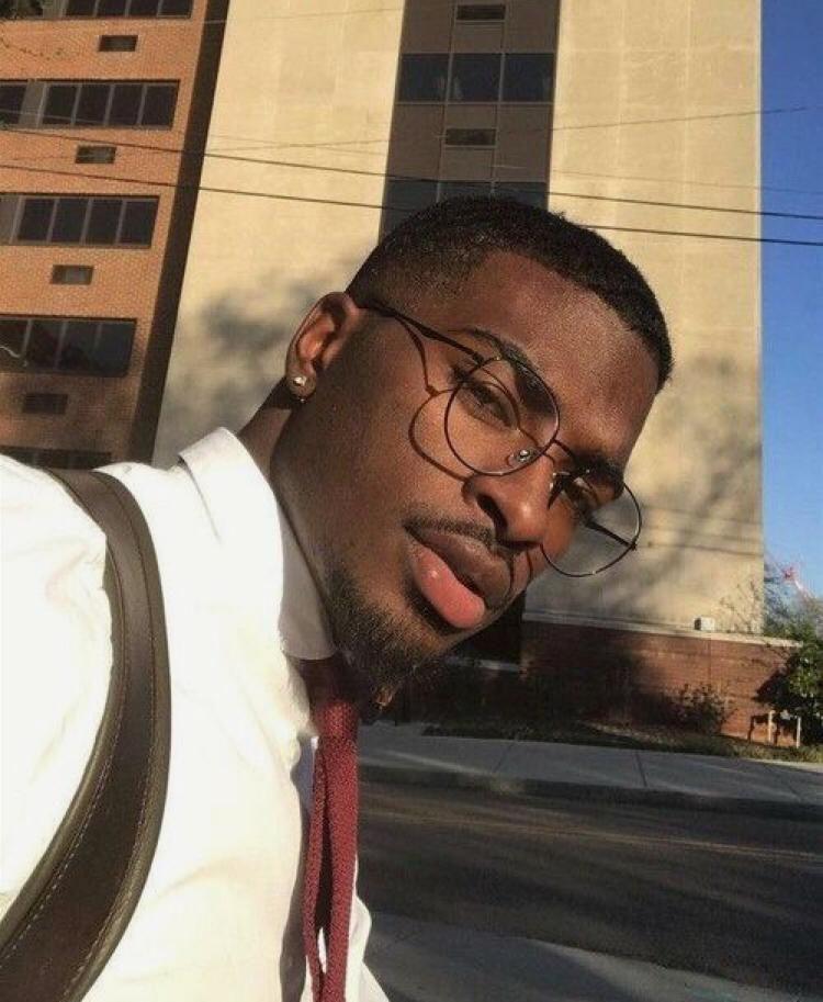Oculos Masculino Redondo Preto Metal Mc Kevinho Homens Negros