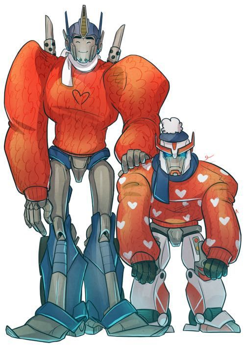Optimus and ratchet love - Chapter 4 warm up | Optimus x