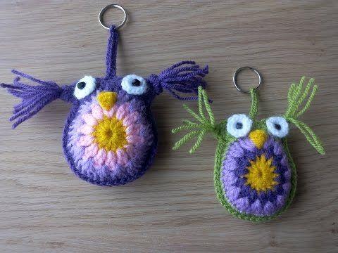 Amigurumi Anahtarlık Yapımı : Anahtarlık yapımı amigurumi ahtapot crochet amigurumi octopus