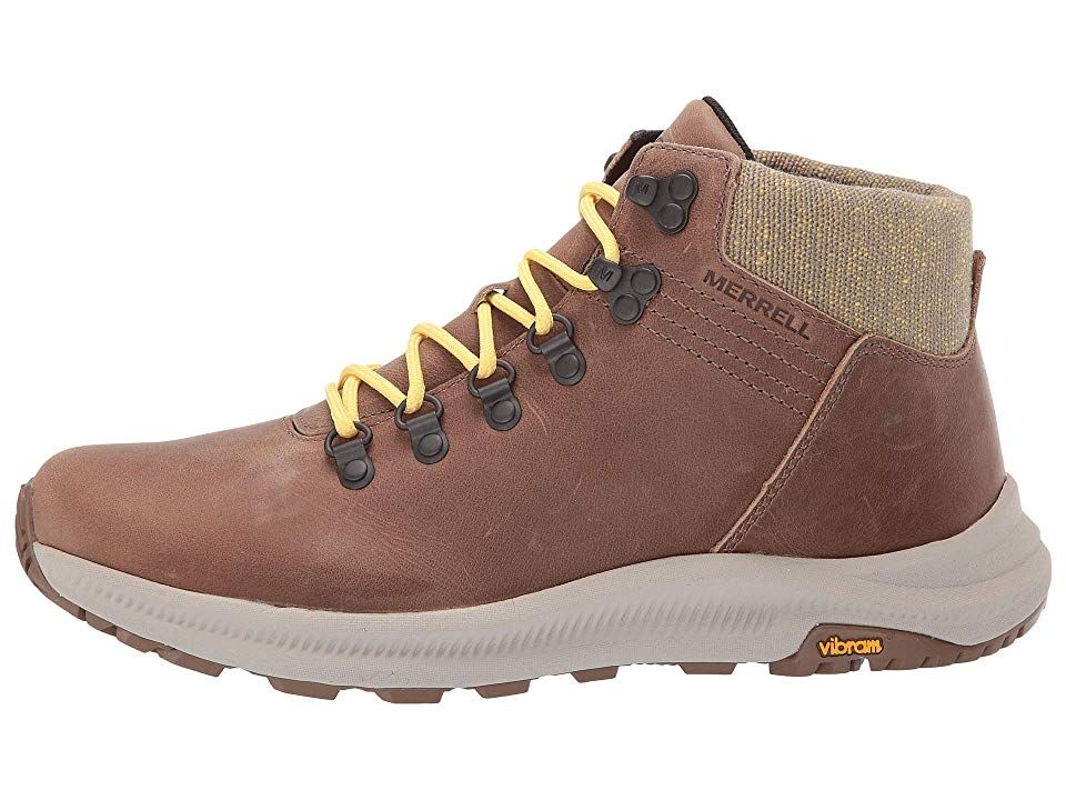 df620ea5ac6 Merrell Ontario Mid Women's Shoes Otter in 2019 | Products | Shoes ...
