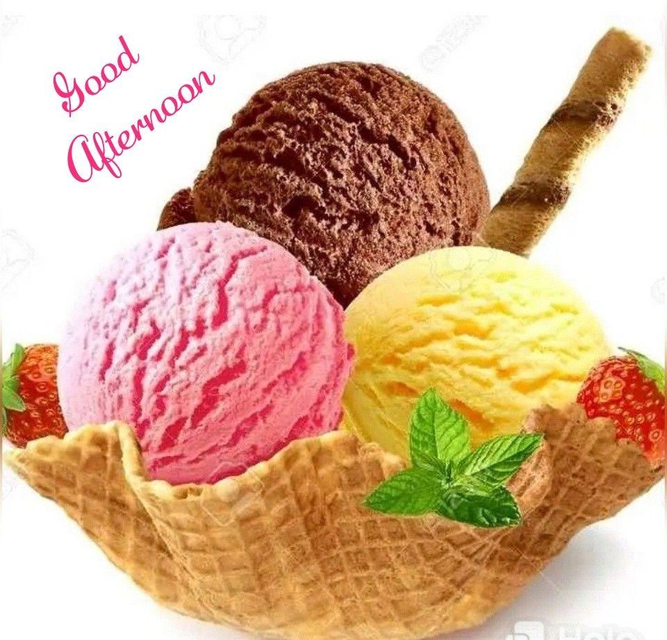 Pin By Archana Sahoo On Good Afternoon Waffle Bowl Ice Cream Snacks