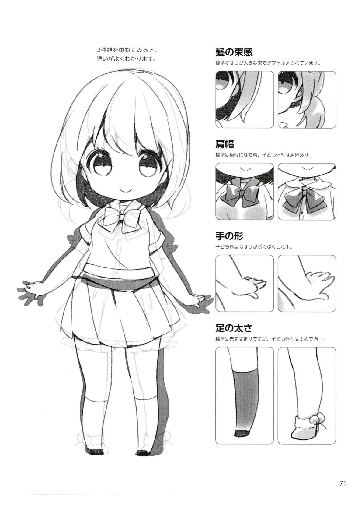 How to draw chibis71 Anime drawing books, Anime