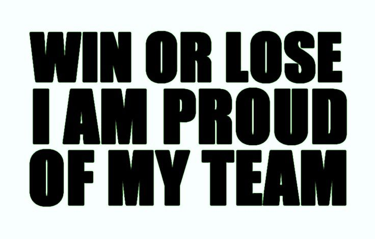 Win Or Lose I Am Proud Of My Team Quotes Hockey Field Hockey