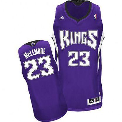 ab98f05dc557 Ben McLemore Sacramento Kings adidas Swingman Road Jersey