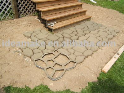 Garden Tool Pathmate Diy Stone Mold Buy Garden ToolConcrete