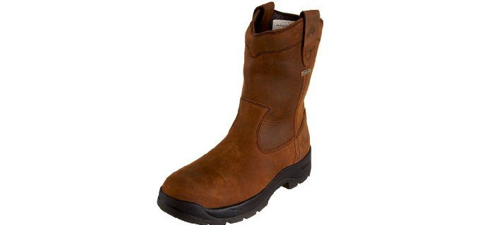 9bf369ec431 The Top 16 Best Pull On Work Boots (August-2019 | Best Pull On Work ...