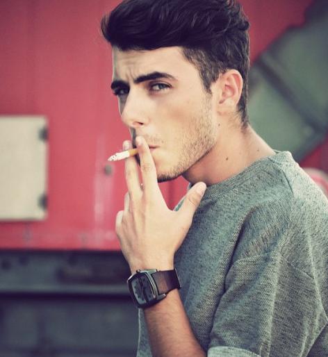 Manuel Noraced by Gabriel Quartino | Hot Smoking Men Main ...