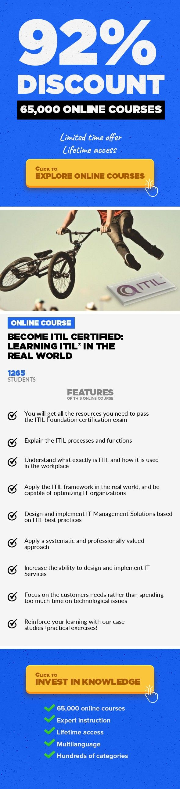 Become Itil Certified Learning Itil In The Real World It