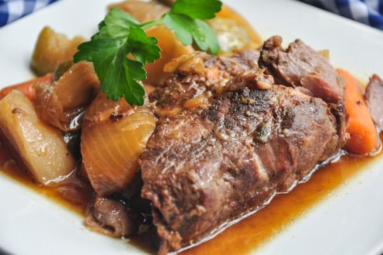 #27: Perfect Pot Roast