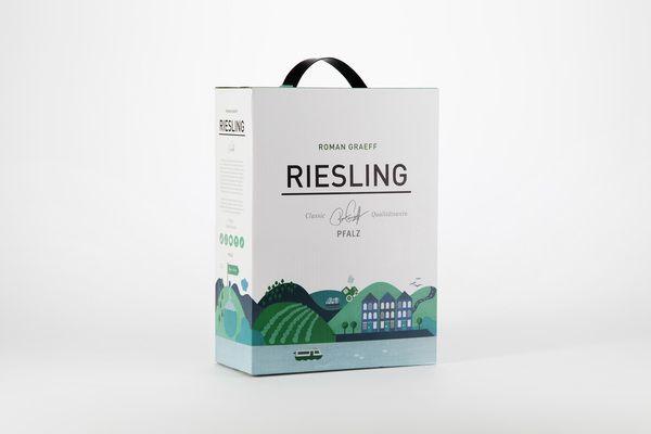 Roman Graeff Riesling | Linn Ramm Østgaard