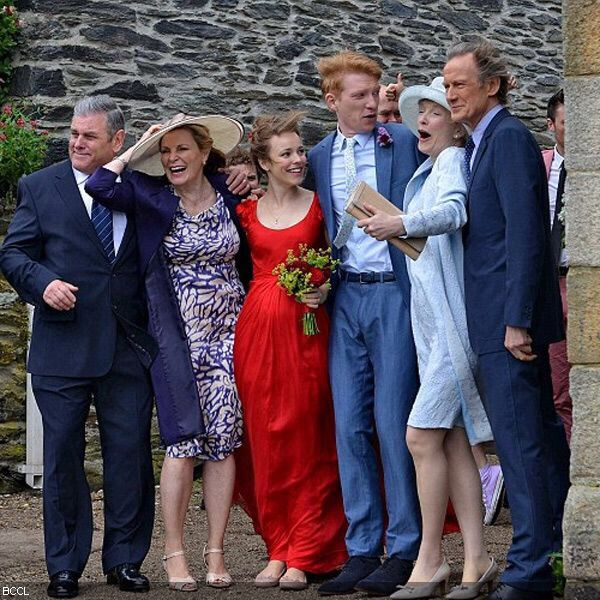 Red Wedding Dress About Time G O I N T O T H E C H A P E L