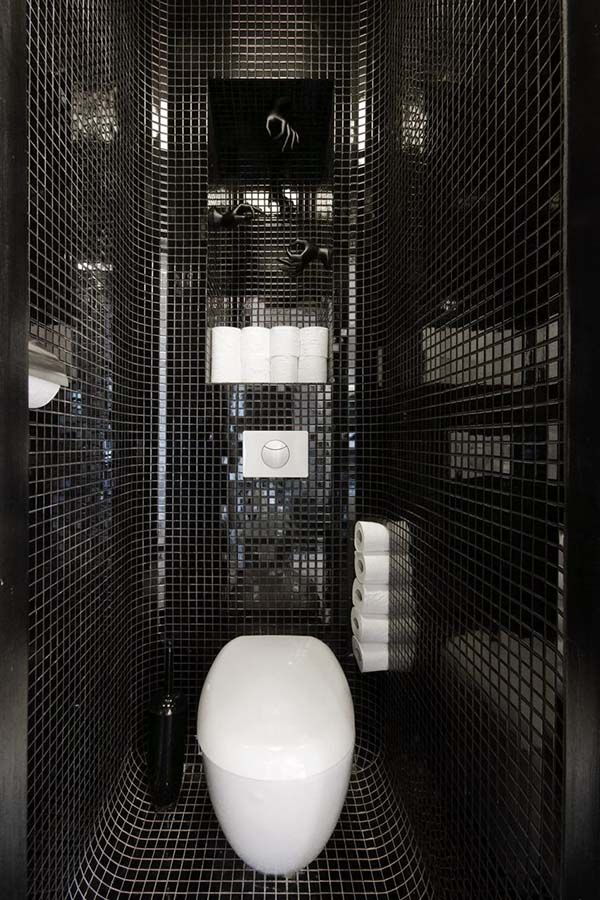 Scandinavian minimalism infused with 60u0027s decor in Warsaw M44