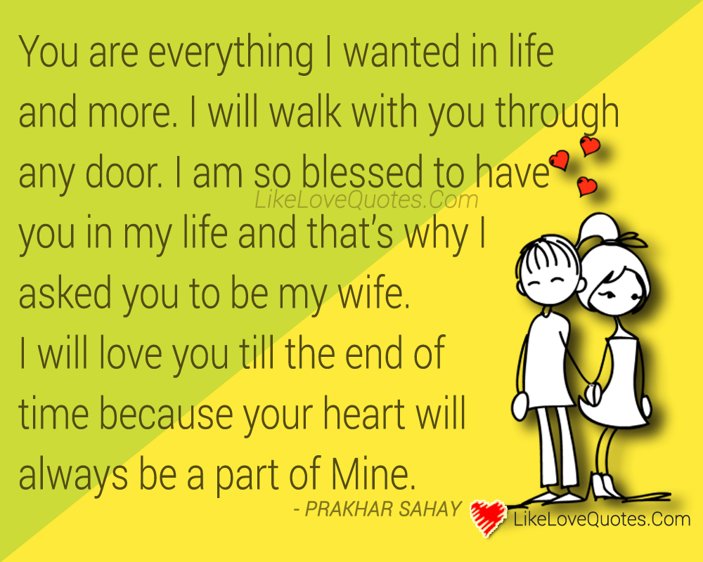 I Will Love You Till The End Of Time Time Love Quotes Love You Love Quotes