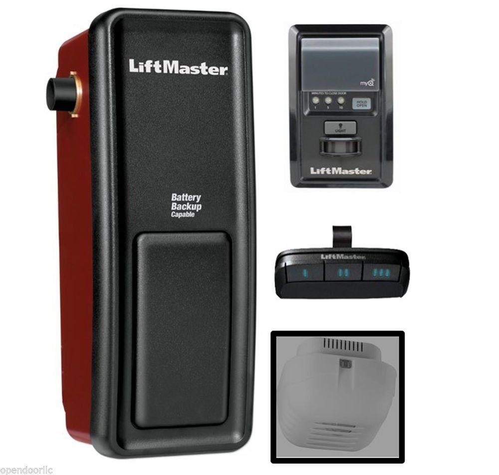 Liftmaster 8500 Review Garage Door Opener Hub Garagedeur