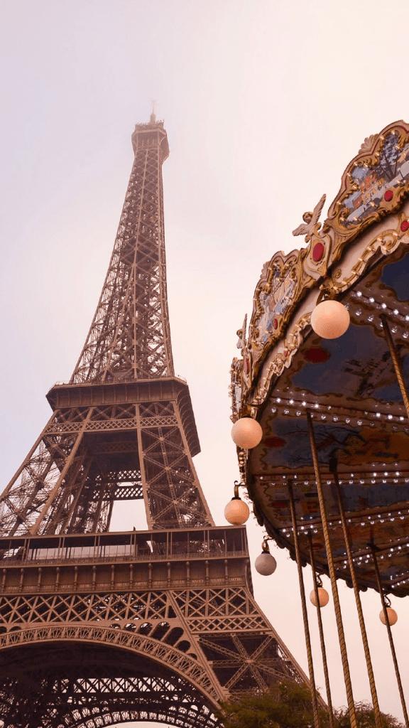 Cute Paris Iphone Wallpapers Iphone Wallpaper Aesthetic Images Paris