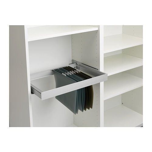 Ikea Inreda Pull Out Frame For Hanging Files In Besta