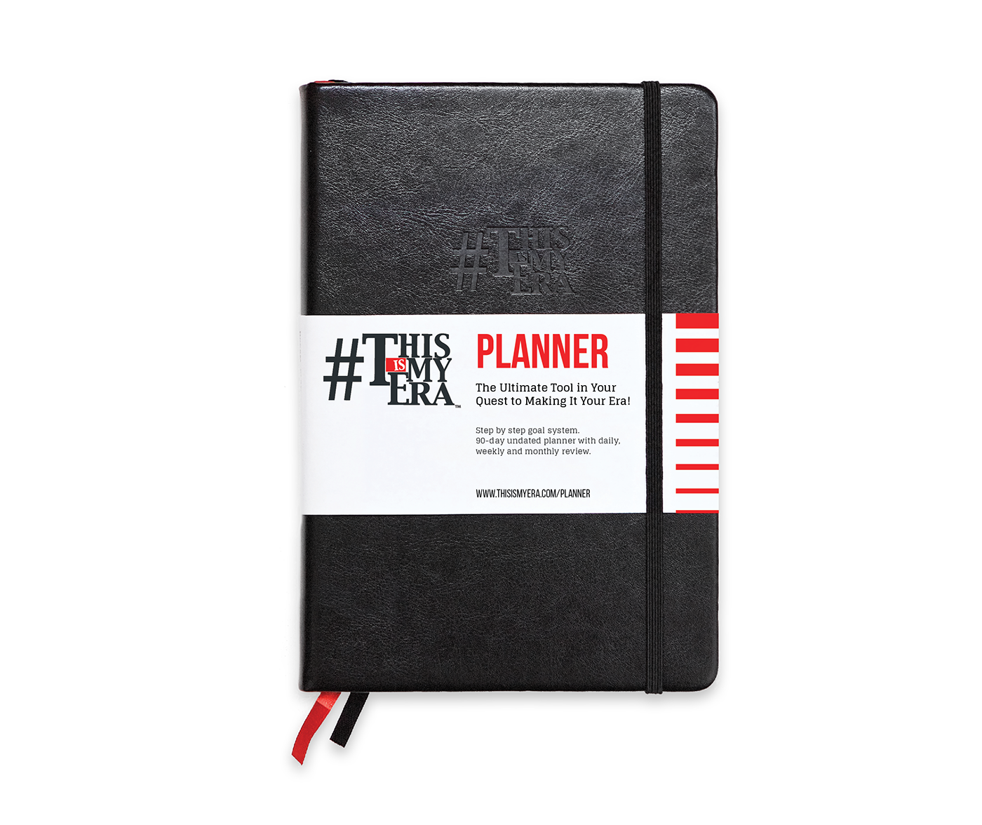 Undated Daily Planner Calendar Amp Journal With S M A R T
