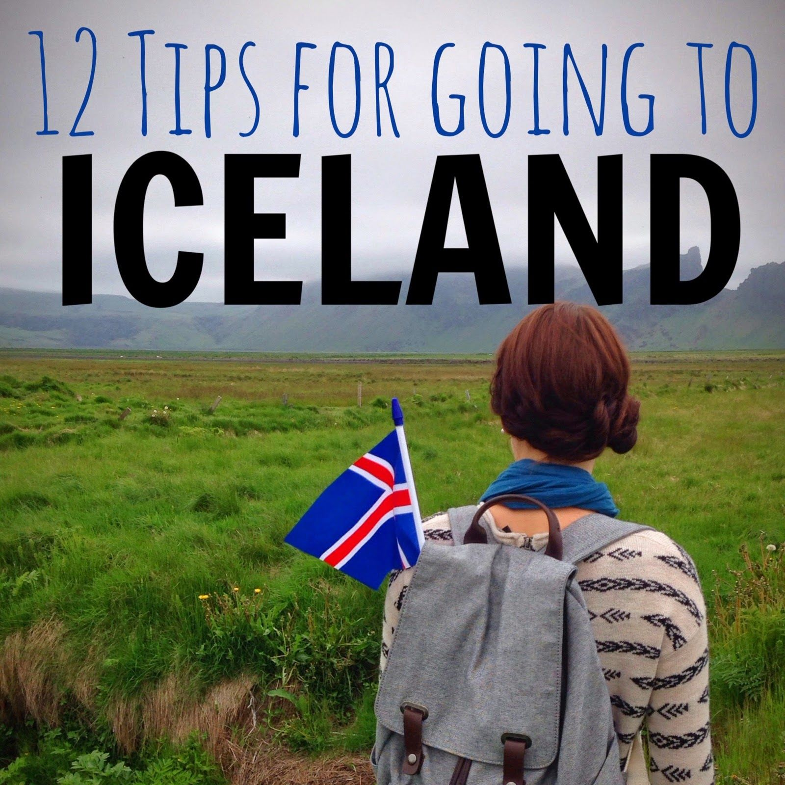 12 Tips for Going to Iceland // The money, the driving, the souvenirs....here's all the random logistical advice I have for a trip to Iceland! Pin it because you're going to want to go to this magical island someday. (And you should. TRUST ME.)