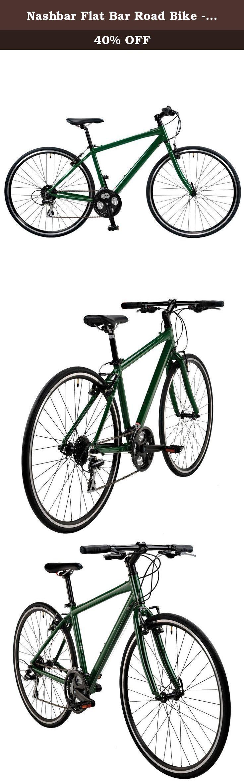 Nashbar Flat Bar Road Bike 19 Inch Let Nashbar Put You On The