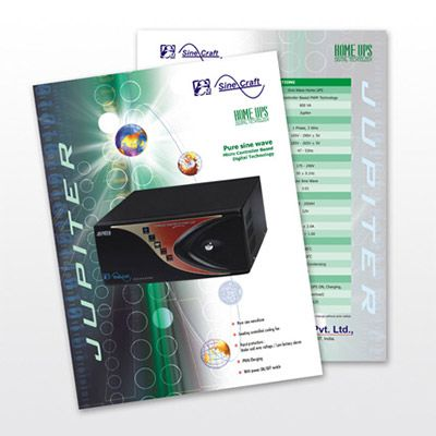 online brochure design software