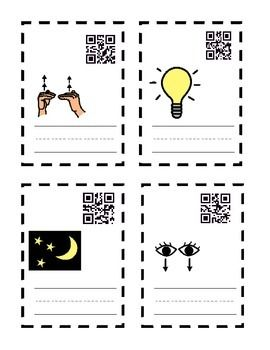 FREEBIE igh ie Spelling QR Task Cards