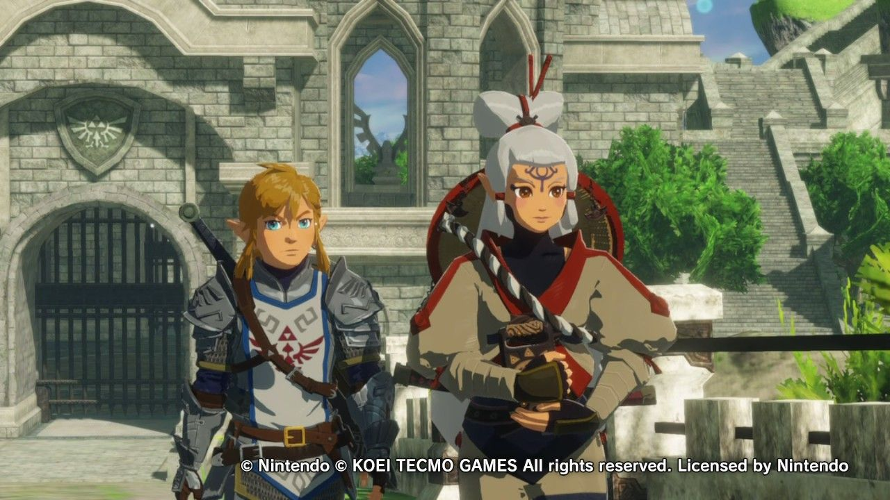 Н‹ðˆððŠ Age Of Calamity Hyrule Warriors Legend Of Zelda Legend Of Zelda Breath