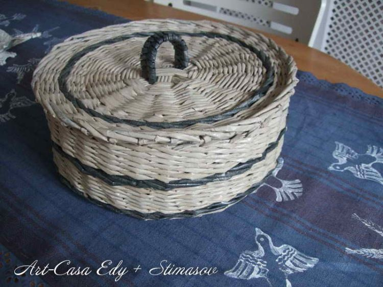 Baskets Art-Casa Edy