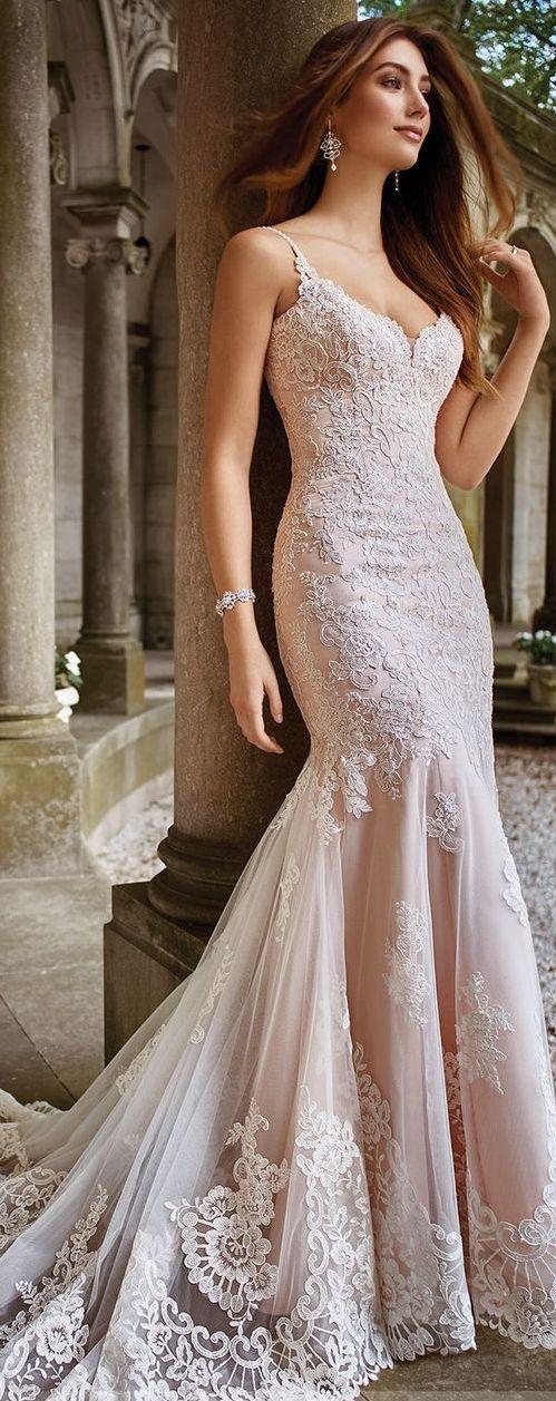 33 Hot Glamorous Wedding Dresses For 2017