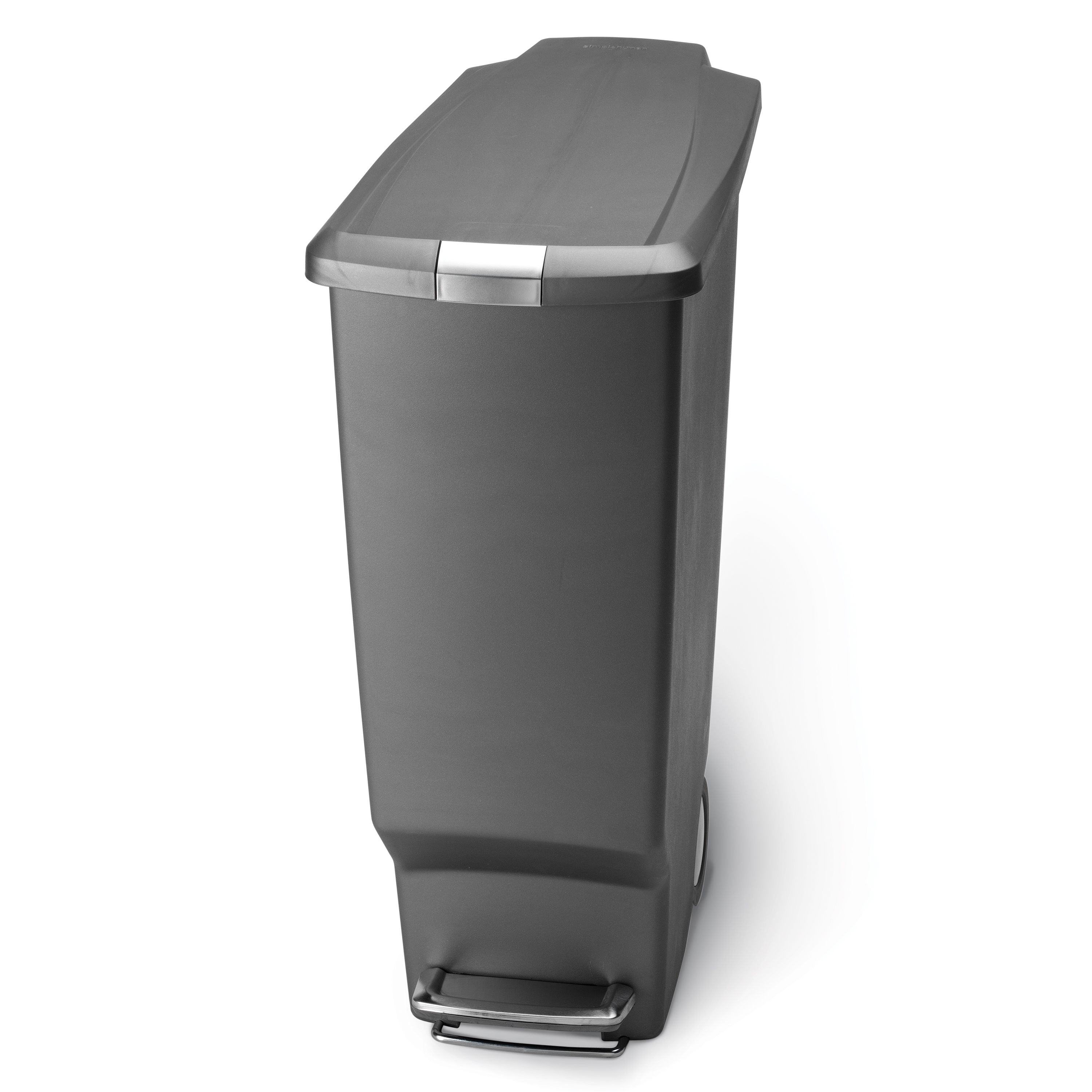 Home Kitchen Trash Cans Plastic Bins Garbage Can