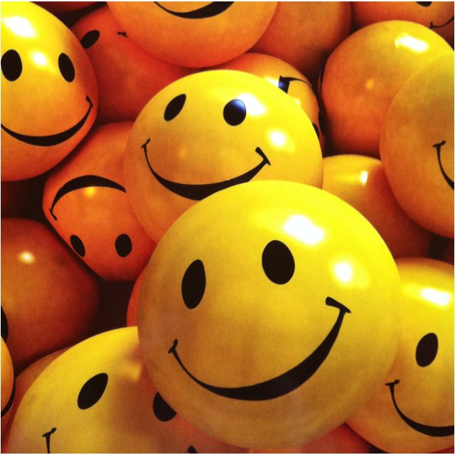 Smiley Faces In The 70s Everyone Had Smiley Face Stickers On