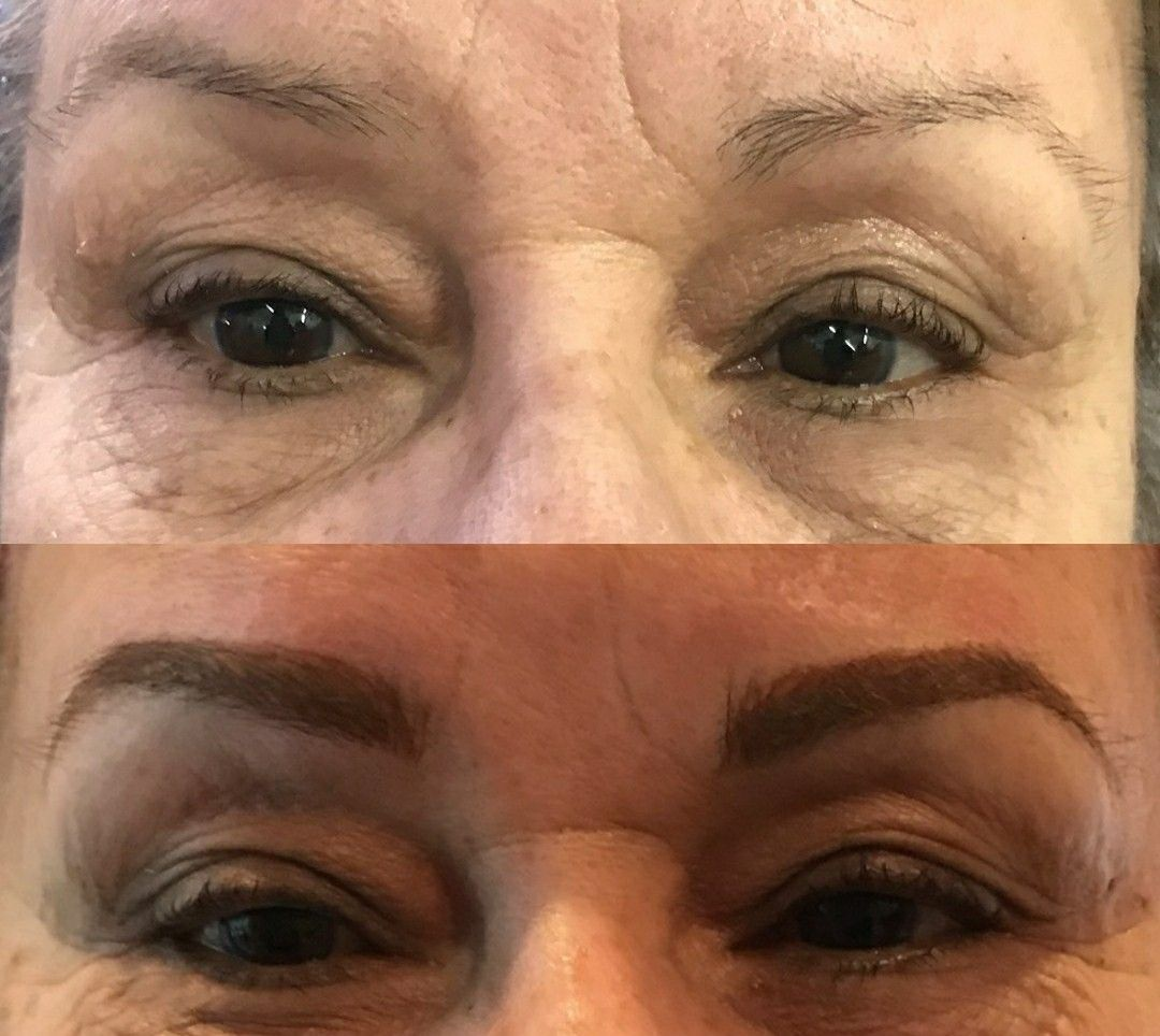 Pin By All Permanent Makeup On Eyebrows Permanent Makeup Pinterest
