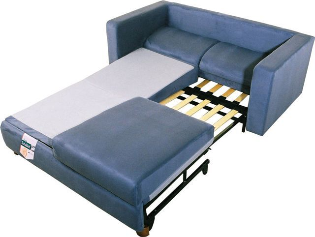 Perth Sofabed With Timber Slats Sofa Bed Specialists Top Grain Leather Sofa Compact Sofa Bed Leather Sofa Bed