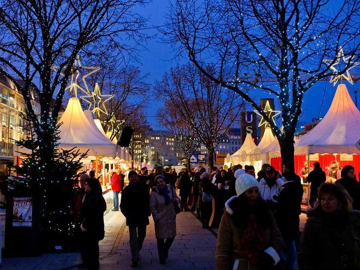 Jungfernstieg Weihnachtsmarkt.Weihnachtsmarkt Am Jungfernstieg Hamburg Mein Hamburg