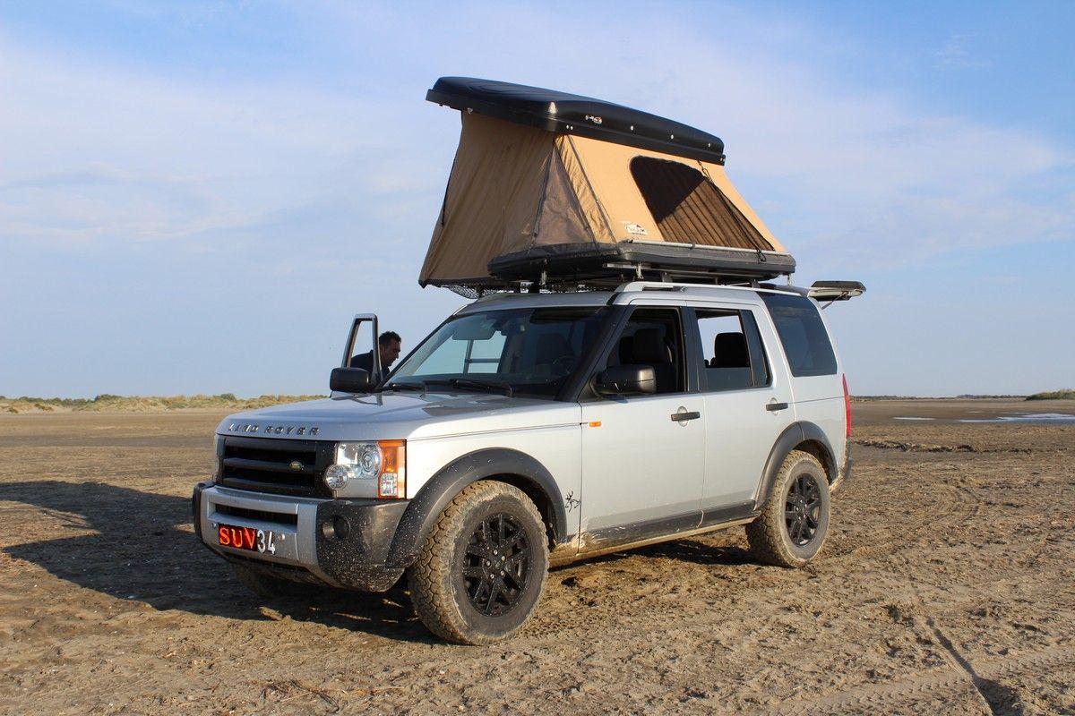 tente de toit hussarde quatro de naitup tente 4 places toit rigide et solide qui se d ploie