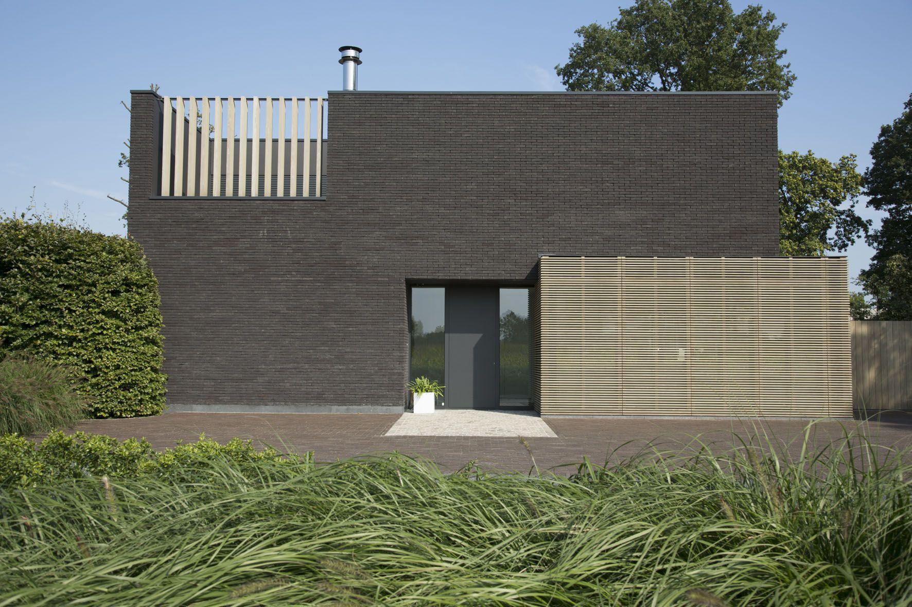 la brique terca agora noir graphite accentue le jeu d. Black Bedroom Furniture Sets. Home Design Ideas