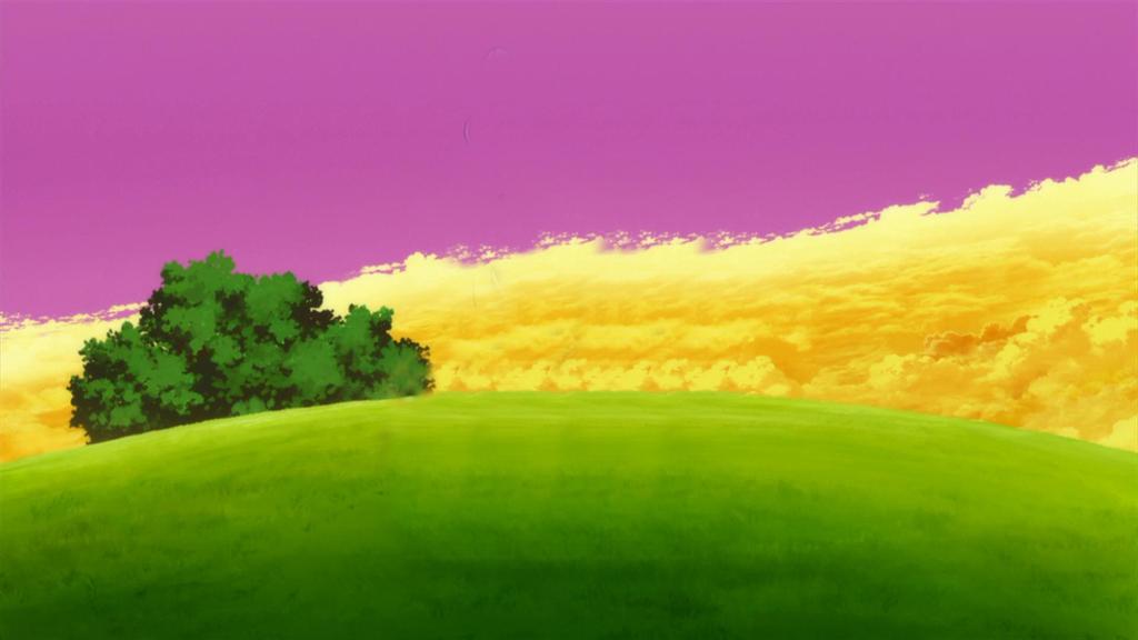 Pin De David Silverstein En Landscape Dibujo De Goku Fondos
