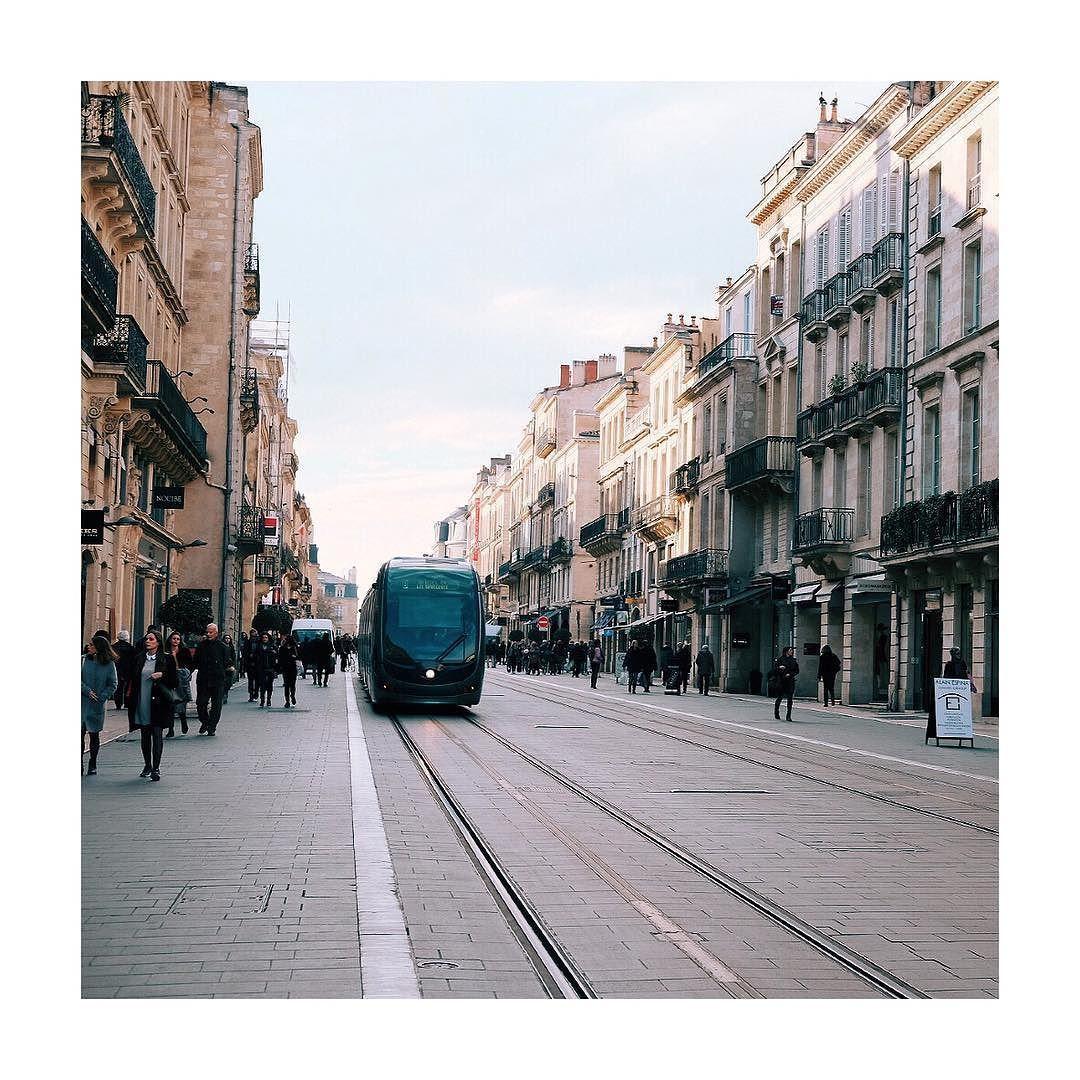L'étonnante propreté de la ville de Bordeaux (Parisienne que je suis) pin
