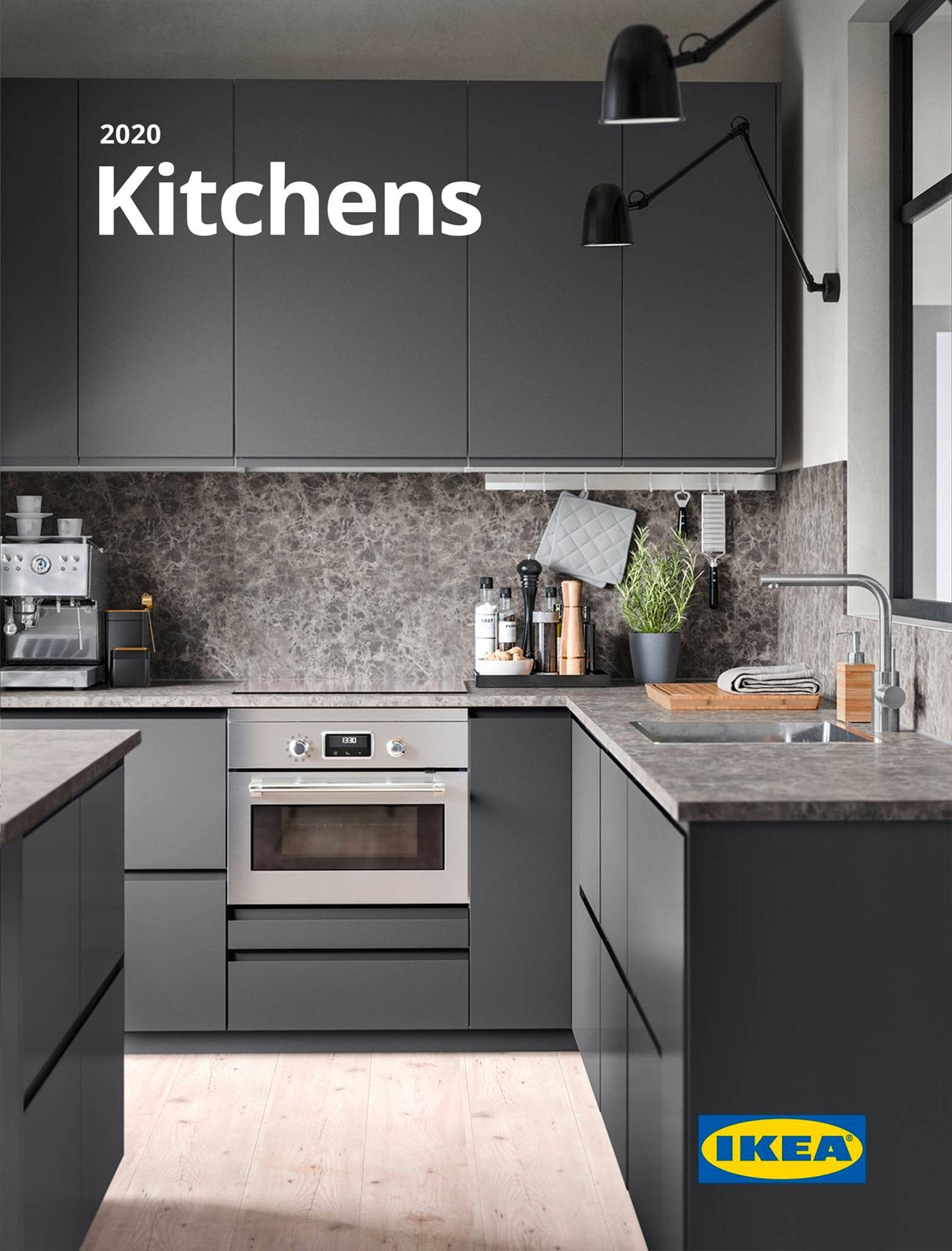 Catalogue And Brochures In 2020 Ikea Kitchen Catalogue Interior Design Kitchen Modern Kitchen Cabinet Design