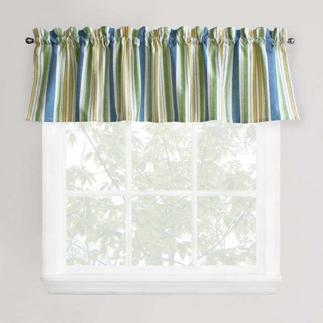 Valance, Window Scarf