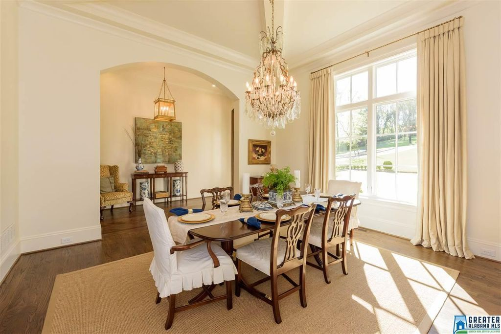 Recently sold: $1,950,000. Classic styling w/French aesthetic + innovation & convenience of new home! Situated on 1.99 acre VIEW LOT & completed in 2015. Dramatic ceilings, large rooms flooded with natural light, custom cabinetry, hardwood floors throughout, fine finishes & incredible details reminiscent of older homes blend  in a plan for todayâs lifestyle.  MAIN LEVEL MASTER suite w/ luxury bath PLUS MAIN LEVEL GUEST SUITE . Elegant dining area, spacious living room wi...