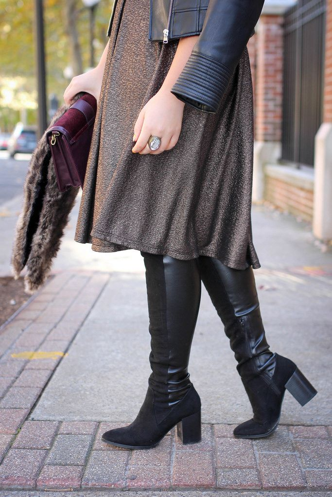 f03e746caacb7b Over the Knee Boots